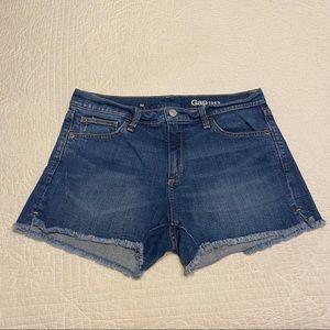 Gap Womens Jean Shorts Size 30